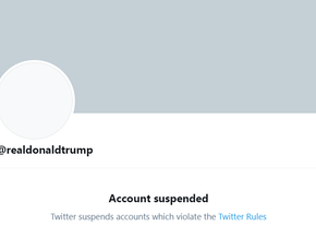 Twitter Permanently Suspends Donald Trumps Account