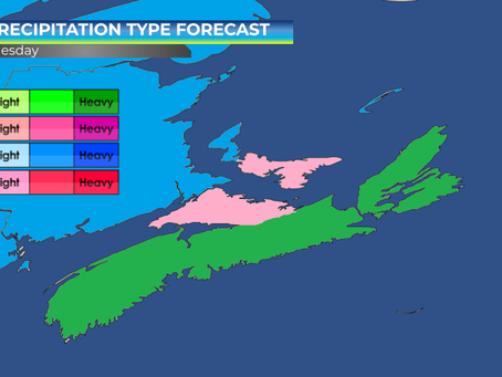 Storm Expected to hit Atlantic Canada