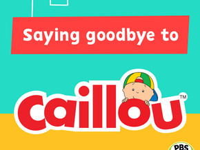 PBS Cancels Caillou