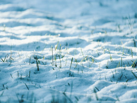 Shores of Western Lake Superior Will See Snow on Monday