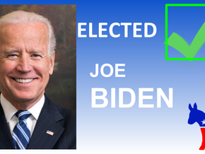 Biden Elected President of the United States