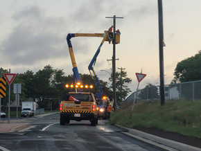 Hurricane Larry leaves behind path of destruction