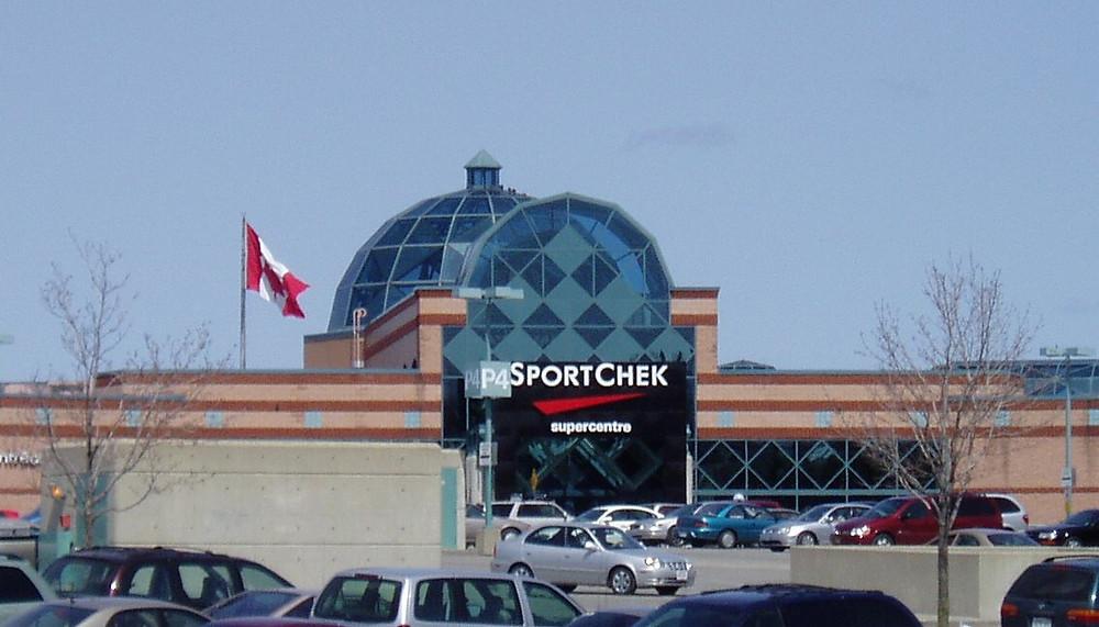 Place d'Orléans Mall