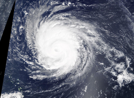Why We Are Watching Hurricane Teddy