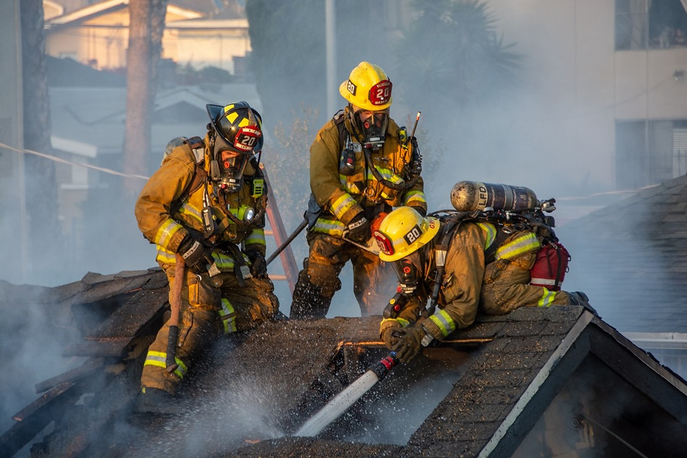 Photo: Los Angeles Fire Department