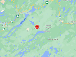 Buchans Highway remains closed due to fire
