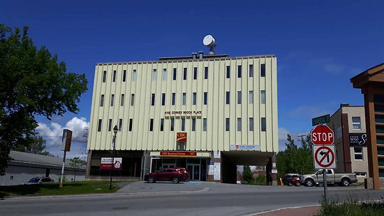We are located in Corner Brook, a city located on the west coast of the island of Newfoundland in Newfoundland and Labrador, Canada.