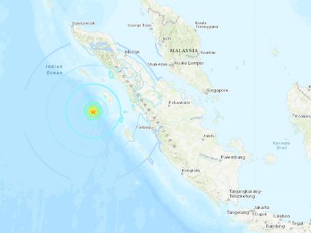6.6 magnitude earthquake in Indonesia