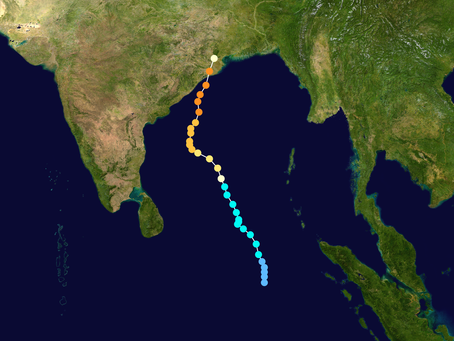 Tropical Cyclone Fani Hit India's Odisha State