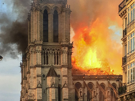 Notre Dame Fire Causes High Levels of Lead