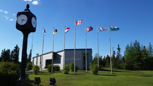 Happy Valley-Goose Bay Town Hall