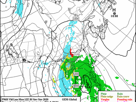 Significant Storm Could Impact Ontario and Quebec #ONstorm #meteoQC