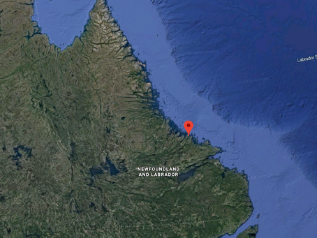 Plane Crashes Near Makkovik