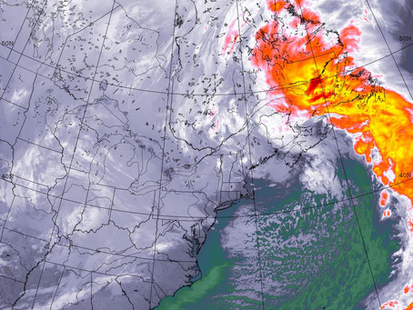 Storm Impacts Transportation & Knocks Out Power to Parts of Atlantic Canada