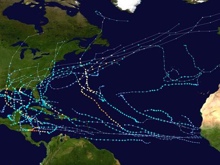 2020 Atlantic Hurricane Season Comes to an End