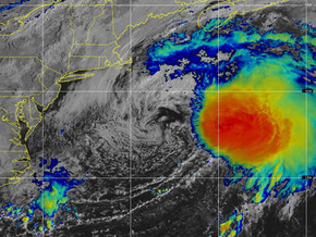 Heavy rain and strong wind expected as Odette passes to our south