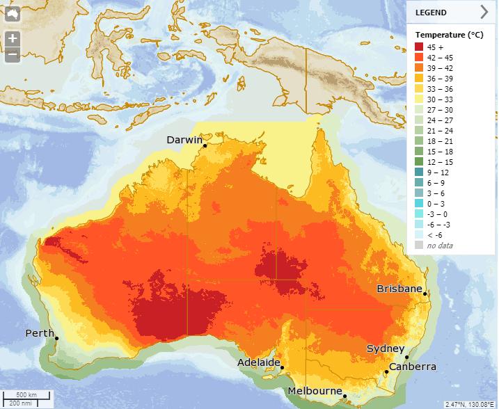 Australia Bureau of Meteorology
