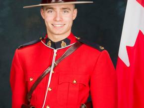 Saskatchewan RCMP Officer Killed on Duty