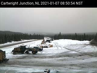 Stormy Weather Continues in SE Labrador