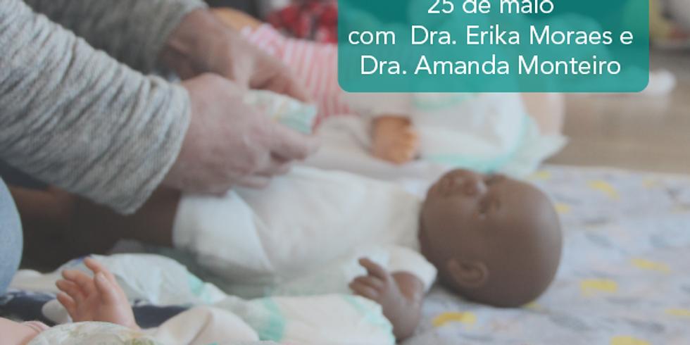 Curso de Primeiros Cuidados com o Bebê (para gestantes)