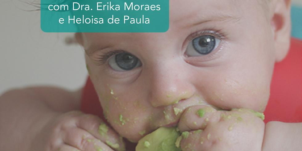 Workshop de Introdução Alimentar - até 1 ano