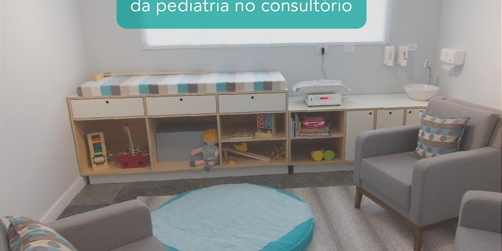 Formação Multidisciplinar da Pediatria no Consultório - 2º Semestre