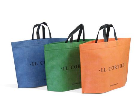 Shopping bag  personalizzate: ecco come puoi promuovere il tuo brand