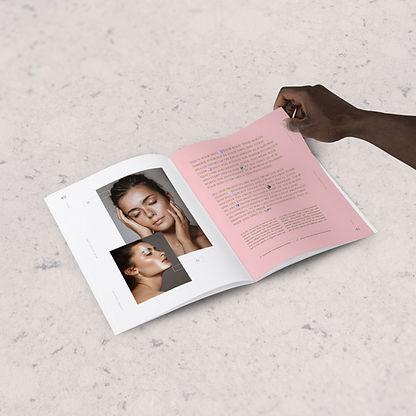 Beauty Magazine Printing