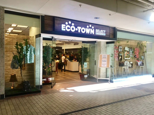 ECOTOWN SELECT  Ala Moana Center Store