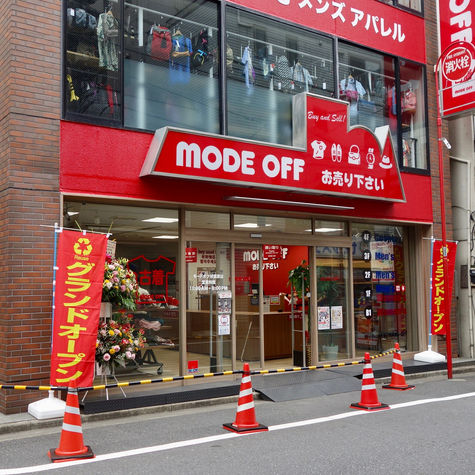 MODE OFF 秋葉原店