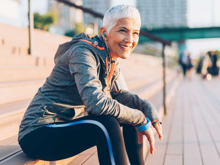 Exercise may increase lifespan 'regardless of past activity levels' - via Medical News Today