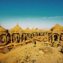 Baba Bagh, Jaisalmer