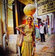 Woman, Jaisalmer Fort, Rajasthan