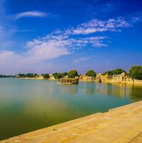Lake Ghadishar, Jaisalmer