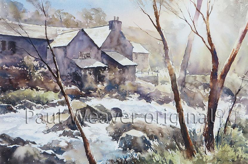 Rushing River, Cumbria