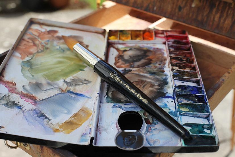 Freestyle Watercolour Brush