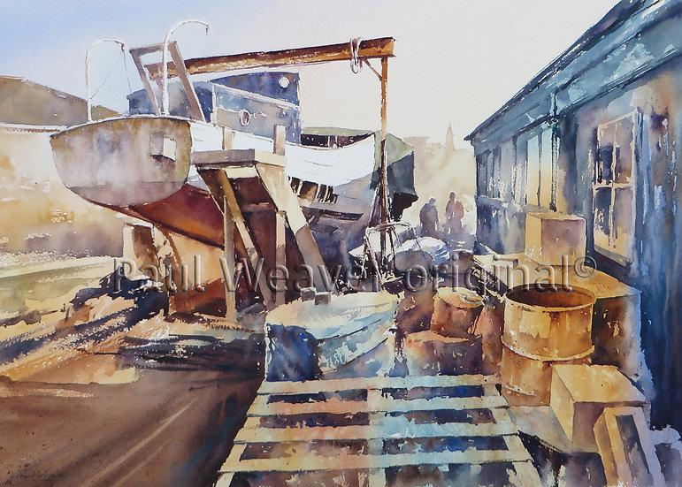 Underfall Boat Yard, Bristol