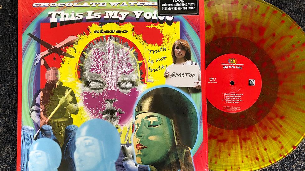 This Is My Voice vinyl LP