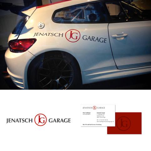 Jenatsch Garage Zürich