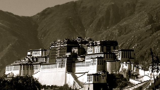 Potala, Lhassa, Tibet, China