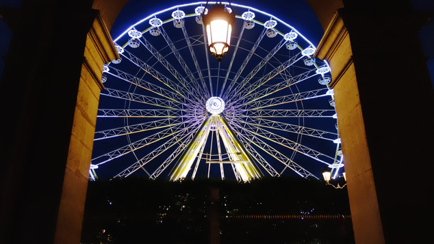 Rivoli, funfair, Paris