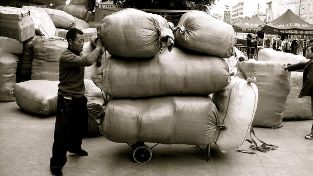Chengdu Market, China