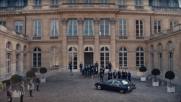 Ministry of Labour, Paris