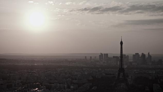 top shot, Paris