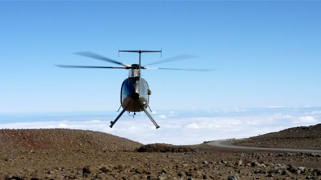 aerial shoot, Hilo Island, Hawaii