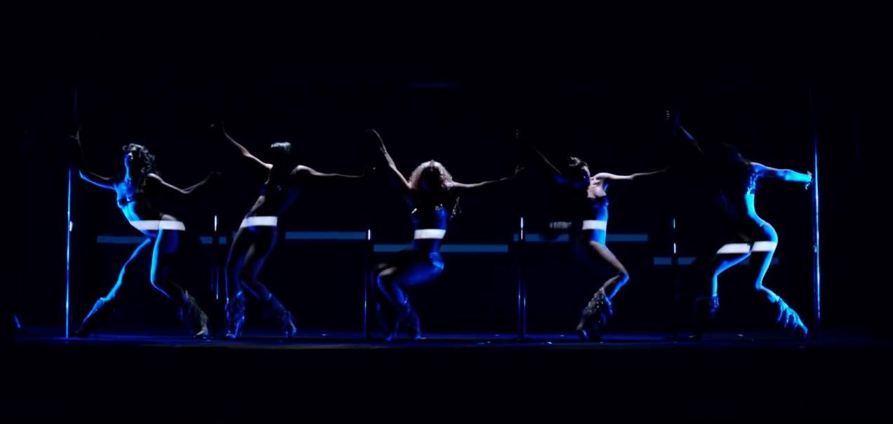 Beyoncé, Crazy Horse