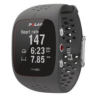 Polar (gris)  M430, Montre GPS de course à pied