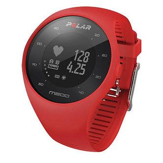 Polar (rouge)  M200, Montre GPS de course à pied
