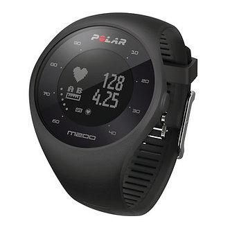 Polar (noir)  M200, Montre GPS de course à pied