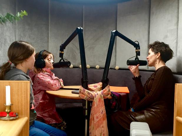 Audio Storytelling Workshops
